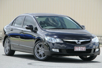 Honda Civic Sport 8th Gen MY08