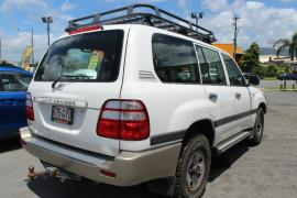 2002 MY03 Toyota Landcruiser UZJ100R GXL Wagon