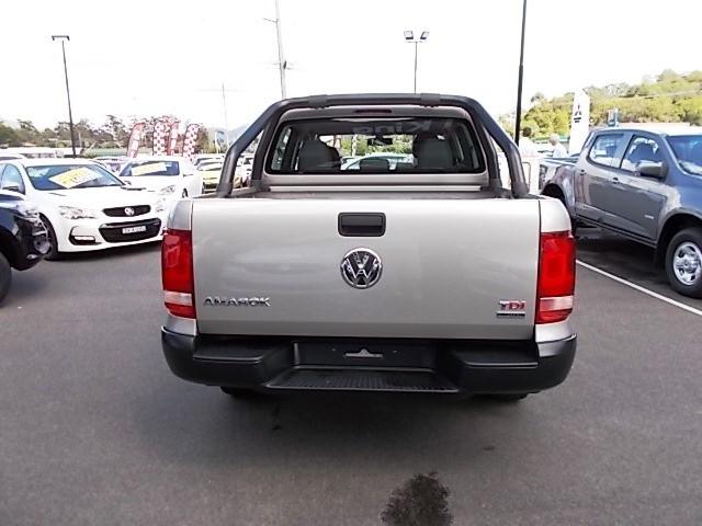 2017 MY16 Volkswagen Amarok 2H Dual Cab Core Plus 4x4 dual cab