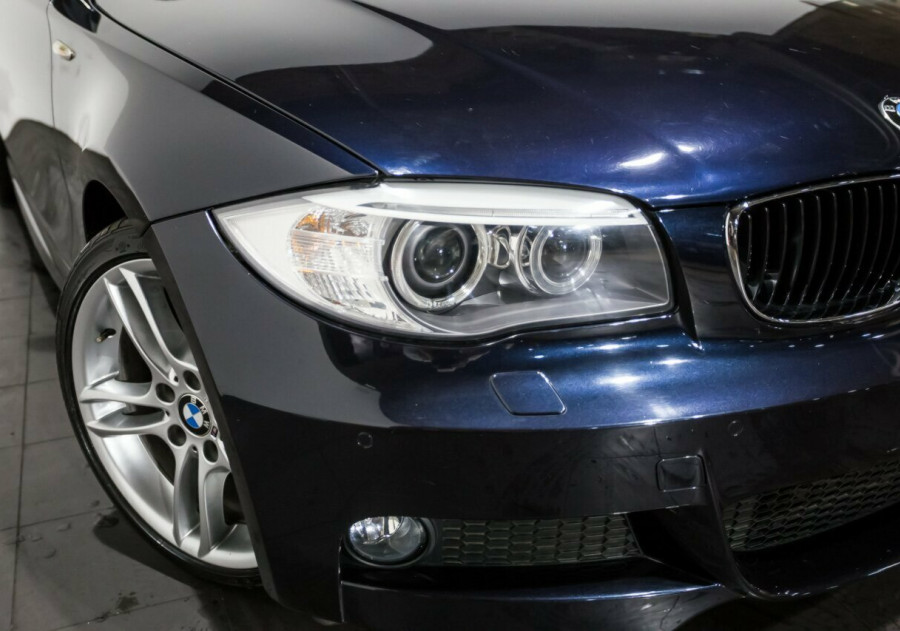 2013 MY12 BMW 118d E88 LCI MY1112 Steptronic Convertible