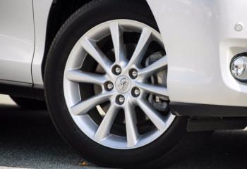 2016 MY Toyota Tarago ACR50R  GLX Wagon
