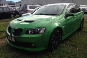 Holden Commodore Ed VE  SS V Special