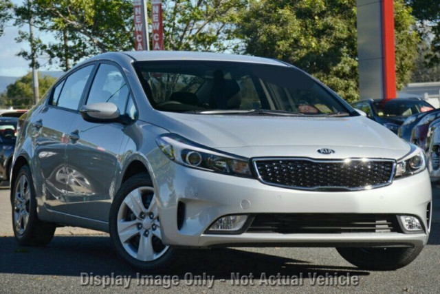 2017 MY18 Kia Cerato Sedan YD S Sedan
