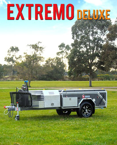 New Mars Campers Extremo Deluxe