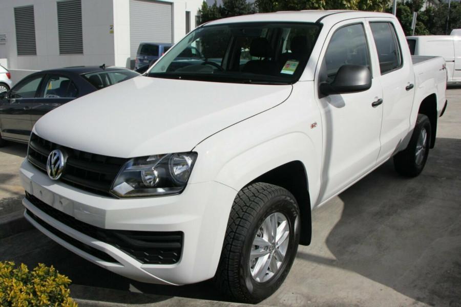 2017 Volkswagen Amarok Core Dual Cab 4x4 Norris Motor Group