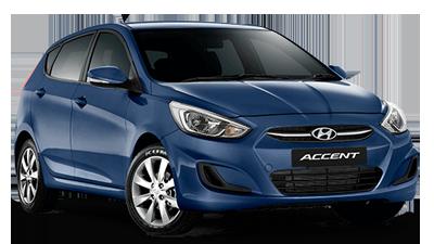 New Hyundai Accent