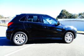 2011 Mitsubishi ASX XA  Aspire Wagon