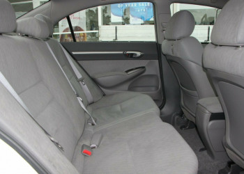 2011 MY10 Honda Civic 8th Gen MY10 VTi-L Sedan