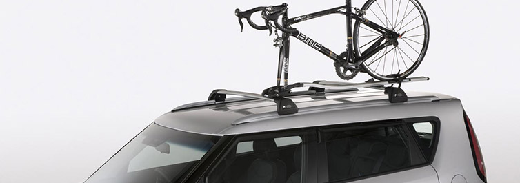 """<img src=""""Roof Rack Bicycle Carrier"""