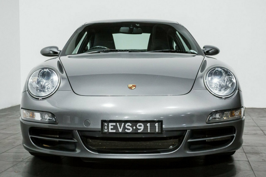 2007 Porsche 911 Carrera 997 My07 S Coupe For Sale In Sydney Autosports Group