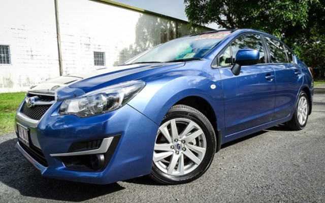 Subaru Impreza 2.0I G4 MY15