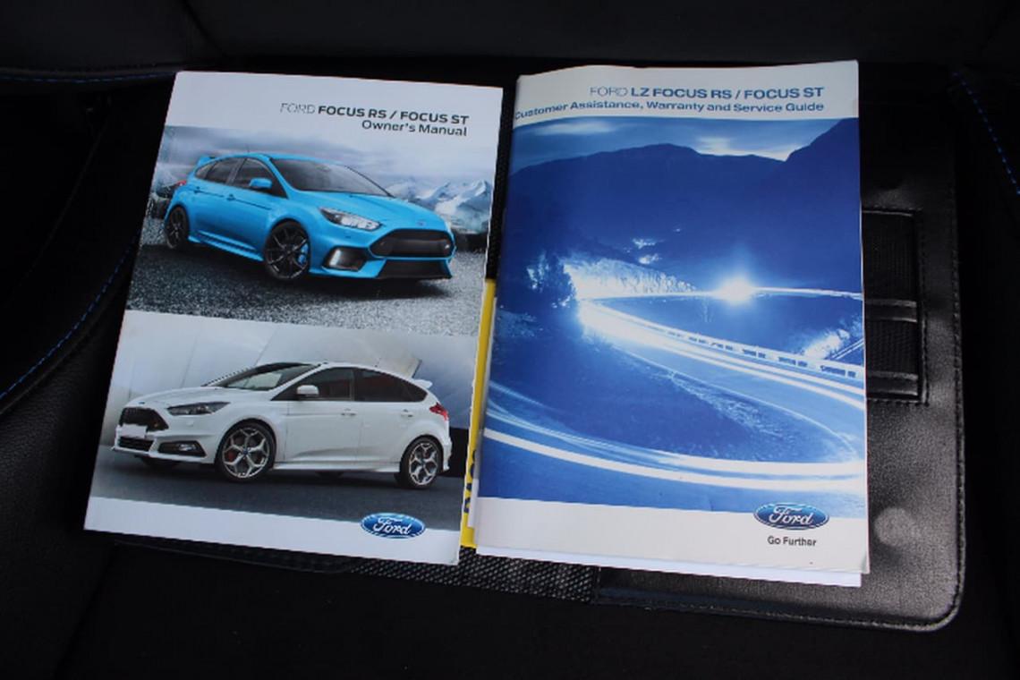 2016 Ford Focus LZ RS Hatchback