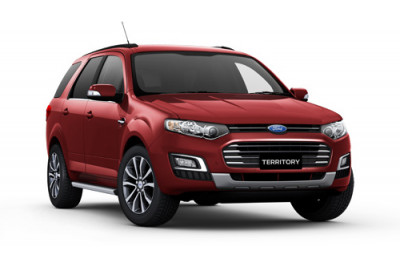 Ford Territory Titanium RWD SZ II