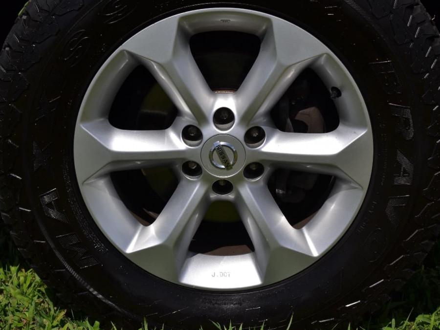 2012 Nissan Navara D40 Series 6 ST Utility