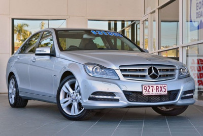 Mercedes-Benz C200 Elegance W204  BlueEffici