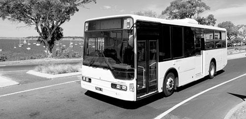 City Bus MP Bus Range