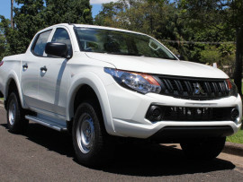 Mitsubishi Triton GLX Double Cab Pick Up 4WD MQ