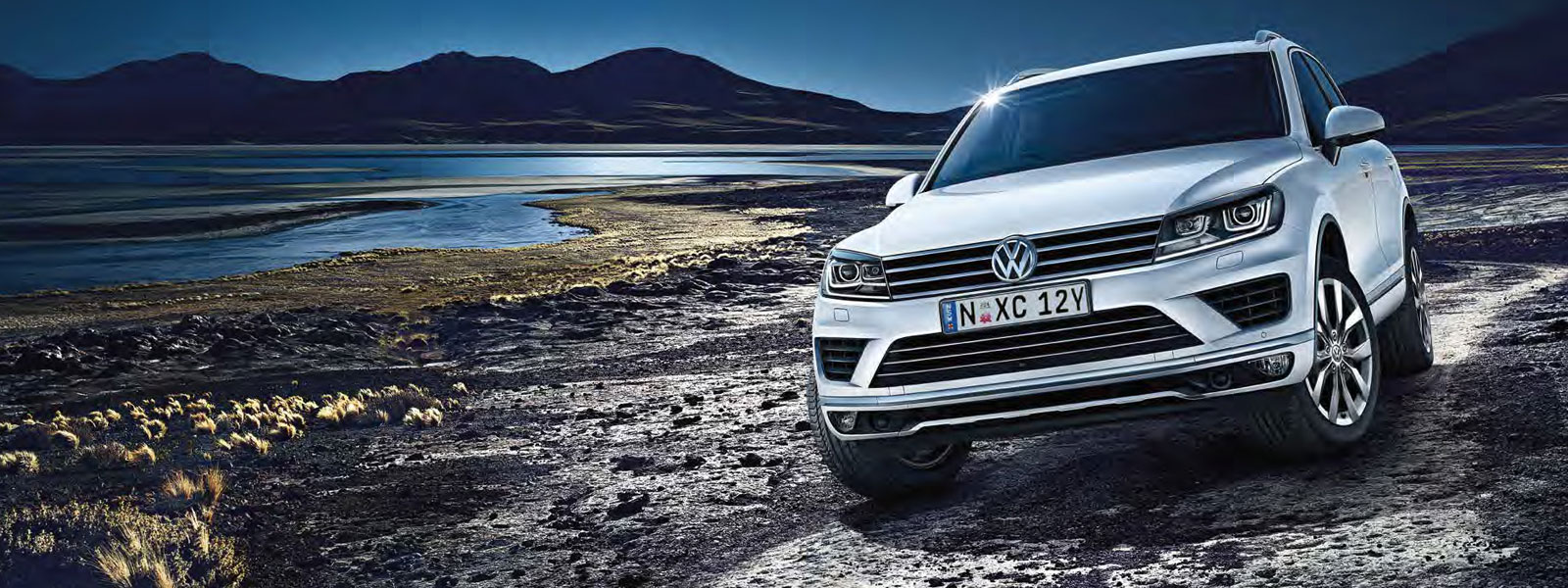New volkswagen touareg for sale