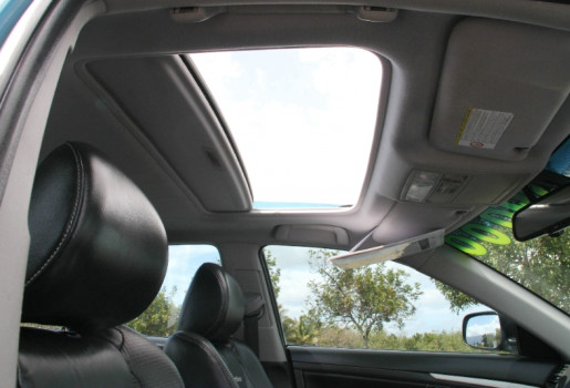 2010 Toyota Aurion GSV40R MY10 SPORTIVO ZR6 Sedan