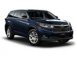 New Toyota Kluger