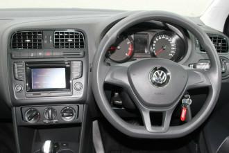 2014 Volkswagen Polo 6R MY14 Trendline DSG Hatchback