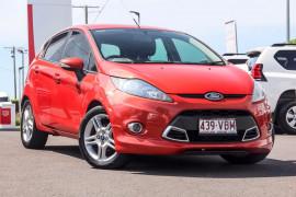Ford Fiesta Zetec WS