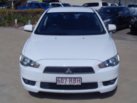 2008 Mitsubishi Lancer CJ  VR Sedan