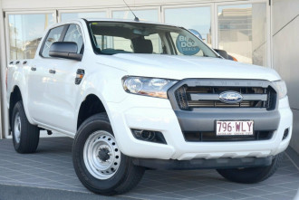 Ford Ranger XL Double Cab 4x2 Hi-Rider PX MkII