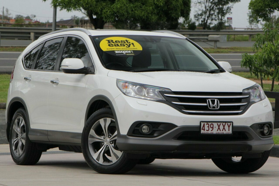 2013 Honda CR-V RM VTi-L 4WD Wagon