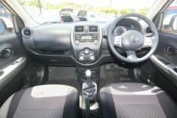 2015 Nissan Micra K13 SERIES 4 MY ST Hatchback