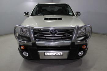 2014 Toyota HiLux KUN26R MY14 Utility