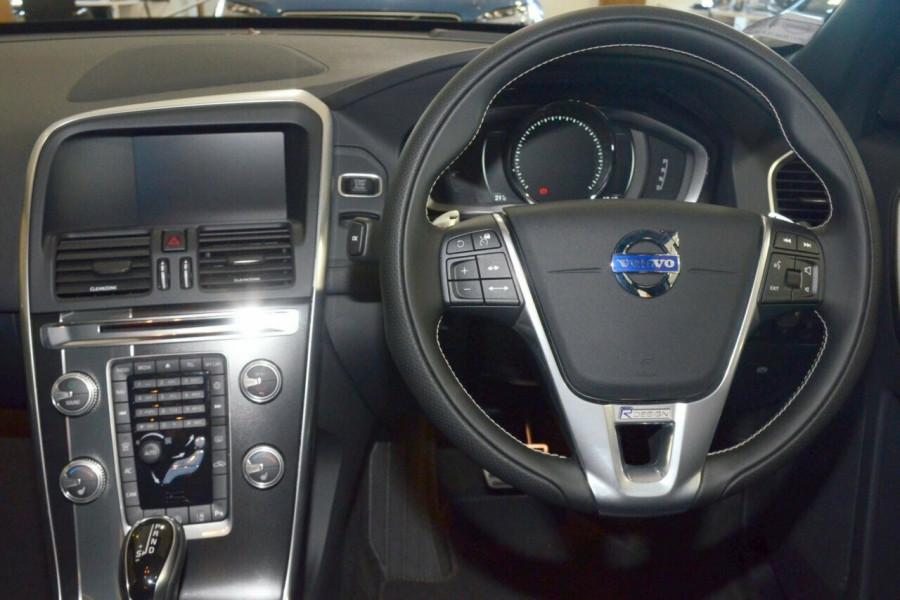 2016 MY17 Volvo XC60 DZ T6 R-Design Wagon