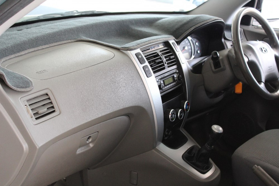 2008 MY07 Hyundai Tucson JM  City City - SX Wagon