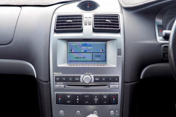 2007 Ford Falcon BF Mk II XR6 Turbo Sedan