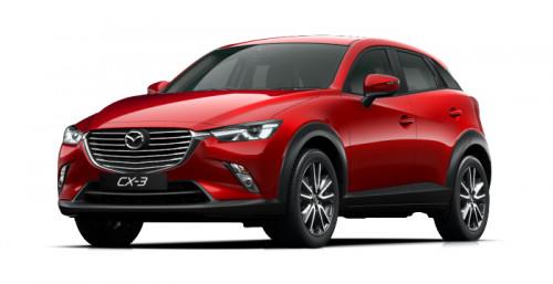 2017 Mazda CX-3 DK2W7A sTouring Wagon