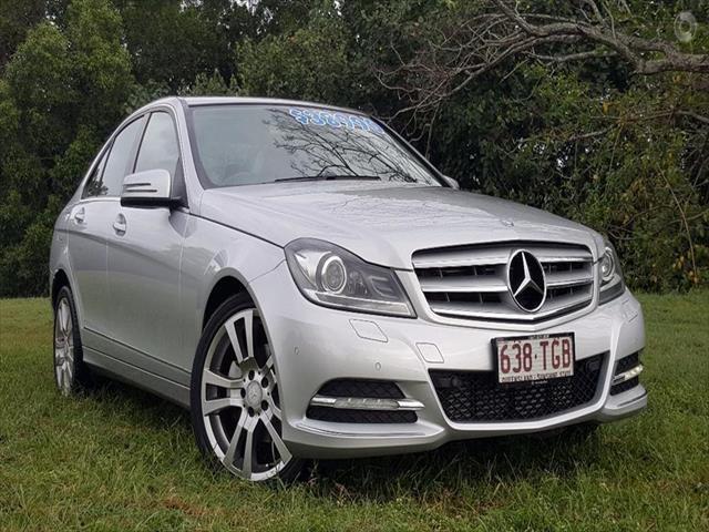Mercedes-Benz C250 Cdi BlueEFFICIENCY - Avantgarde W204  BlueEFFICIENCY