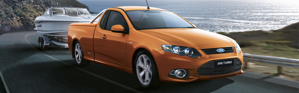 New Ford Falcon Ute Mkii For Sale In Brisbane Metro Ford