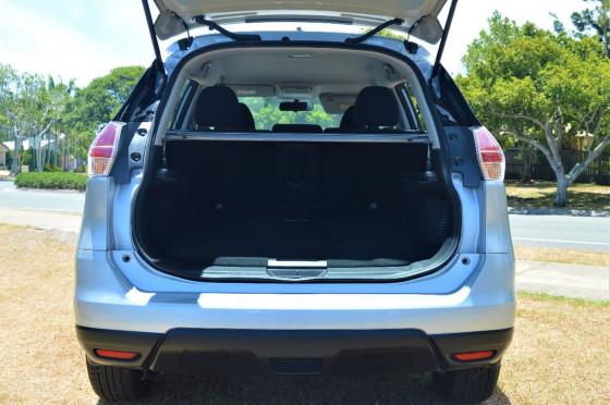 2016 Nissan X-Trail T3 Wagon Wagon