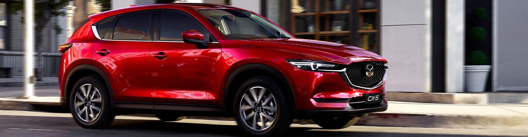 Mazda 6 corporate select