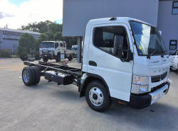 Fuso Canter Wide Cab 615