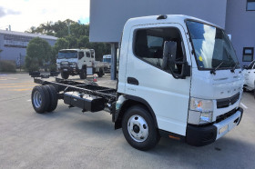 Fuso Canter 615 Wide Cab