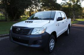 Toyota HiLux Workmate KUN26R