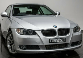 BMW 320D Steptronic E92 MY10