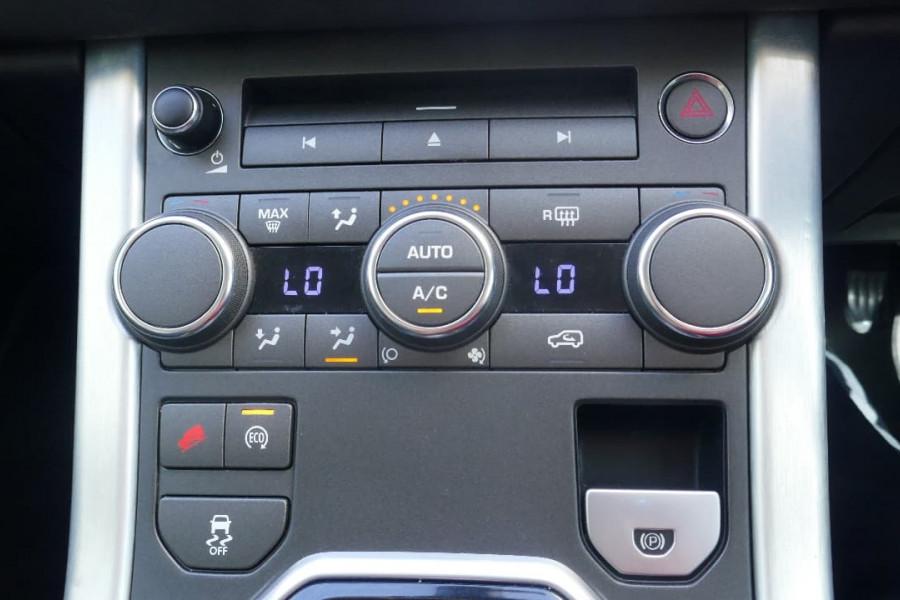 2014 MY15 Land Rover Range Rover Evoque L538  SD4 Pure Tech Wagon