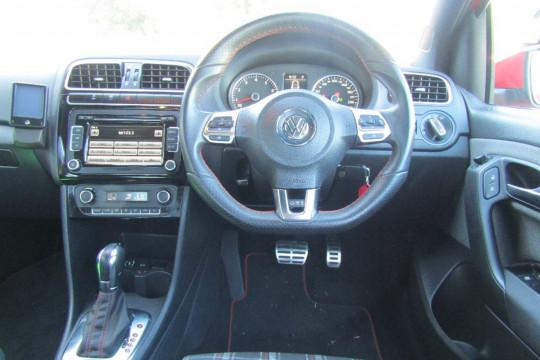 2011 Volkswagen Polo 6R MY12 GTI Hatchback