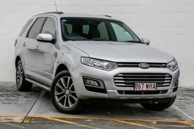 Ford Territory Titanium AWD SZ