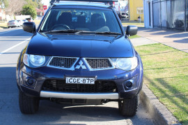 Mitsubishi Triton MN MY12