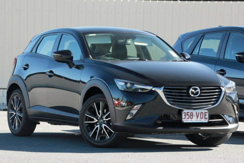 2015 Mazda CX-3 DK sTouring Wagon for sale in Ipswich, Brisbane - Ipswich Mazda