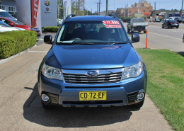 2009 Subaru Forester S3  X Limited X - Limited Edition Wagon