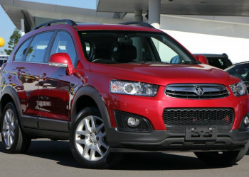Holden Captiva 7 Active CG MY15